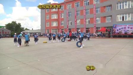 4体育竞赛-2@张志晨制作,兴隆镇中心学校,校园