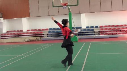 2015年新泰体育馆孔荣个人自选《女儿情》