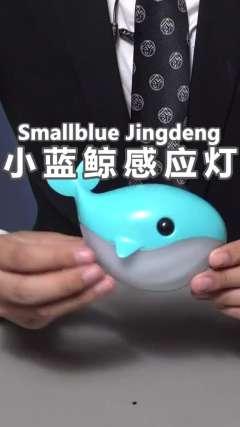 小蓝鲸感应灯灵异事件,难道是他干的?