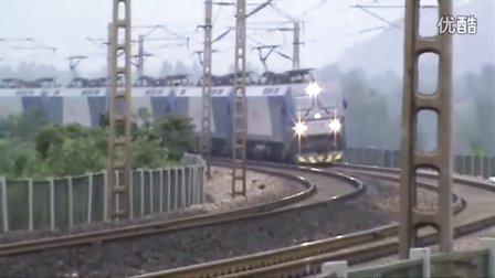 郑局洛段6K-精彩火车视频