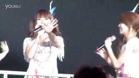 【Sunny】FANCAM 亚洲第二次巡回演唱会首尔站 少女时代(主Jessica) 110723