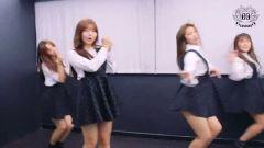 【风车·Cover】香港妹纸舞团制服热舞Lovelyz《Ah