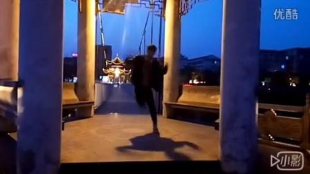 曳步舞鬼步舞shuffle  之另类风格