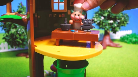 小朋友推购物车到超市购物 过家家儿童玩具 523