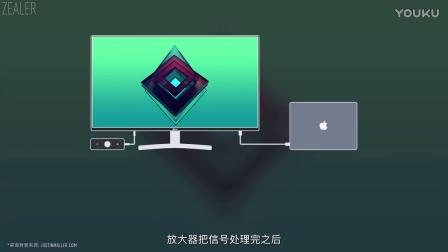 Type-C 主题桌面:「小辛的未来桌面」
