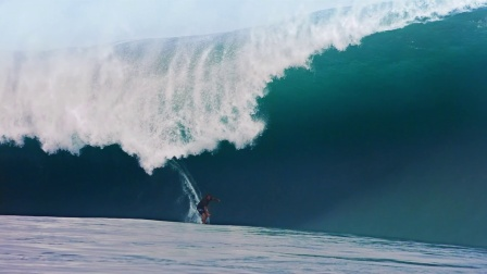 THIS IS OFF THE WALL. - 冲浪手 Nathan Fletcher