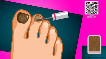 指甲油趣味学颜色 儿童益智动画视频教程 儿童玩具 小猪佩奇 卡通动画