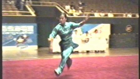 1995年全国武术套路锦标赛 女子传统项目 三类拳 005 螳螂拳 徐朝晖(浙江)