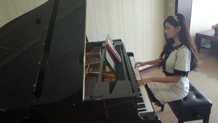 《童话镇》钢琴演奏