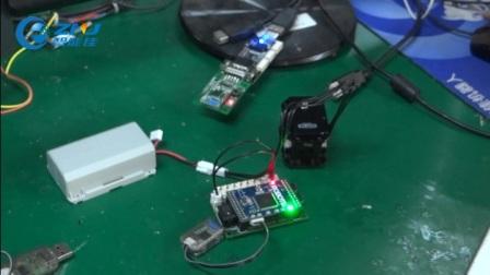 智能佳 控制+舵机+传感器
