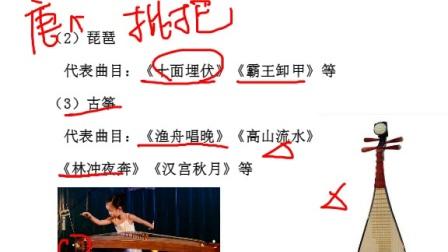 【粉笔公考】常识高分专项课-音乐与戏曲