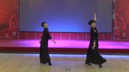 2018年兰州金城锅庄舞队迎春联欢会 三十 舞蹈《阿若康巴》