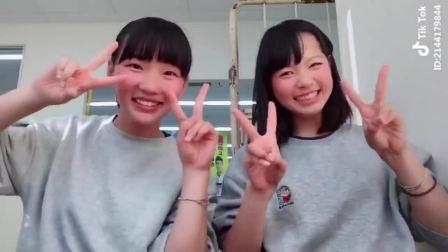 认真地日本美女太可愛了! 自拍! 初中生,高中