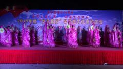 舞蹈《共圆中国梦》襄阳翔苑文化传媒公司演出
