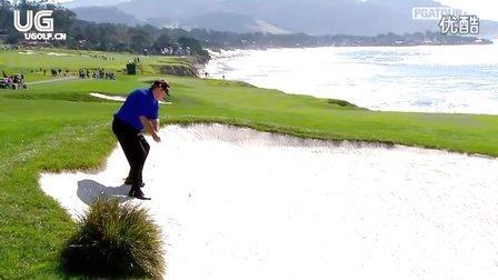 【优扬高尔夫】美国高尔夫巡回赛十大沙坑救球集锦