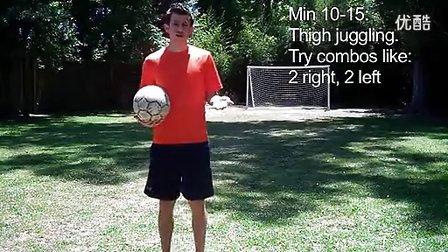 win2next - 30分钟足球训练课 3