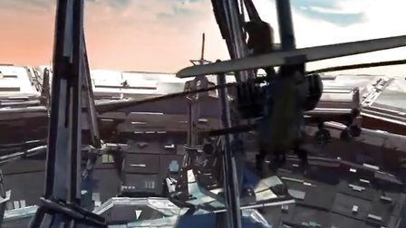 直升机空战CHAOS---锦标赛版新宣传片CHAOS Tournament http:www.t