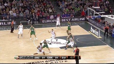 2013.01.17.欧洲篮球冠军联赛.16强.扎尔基里斯-中央陆军