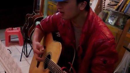 简单-旅行(吉他弹唱)