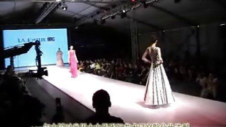 2013时装周由中影影视艺术研究院化妆造型