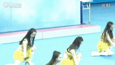 2013乒乓球团体世界杯赛—乒乓宝贝助威啦!