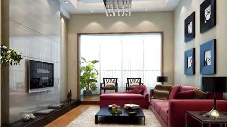 客厅电视柜效果图