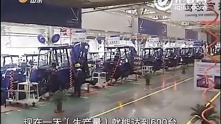 3月10日,山东新闻联播:利好政策催热农机市场