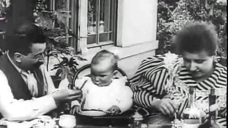 早期电影:婴儿的午餐 Repas de bébé (1895) 高清
