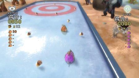 《冰河世纪4:大陆漂移》娱乐试玩解说·可爱的女生向小游戏
