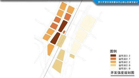 营口开发区高铁客运中心建筑规划设计方案汇报