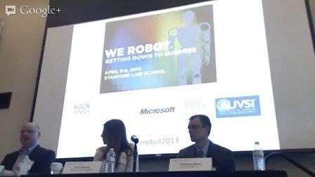 We Robot 2013