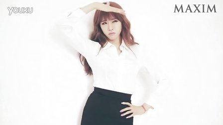 130523 Viki 拍摄 Maxim Korea2013年6月