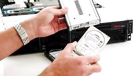 Icy Dock 2.5寸SAS/SATA to 3.5寸 SAS 硬盘转接盒视频演示