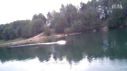 三轴陀螺用于控制水翼艇姿态2