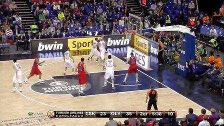 2013.05.10.欧洲篮球冠军联赛.半决赛.CSKA-奥林匹亚科斯