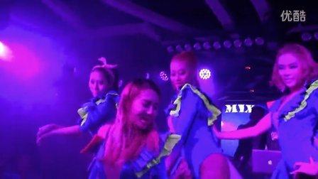 海口MIX酒吧--舞蹈