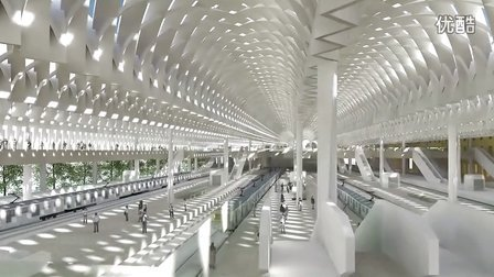 HASSELL_墨尔本Flinders大街火车站未来再开发项目HASSELLHerzog an