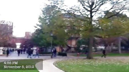 UIUC美丽的Quad--University of Illinois Quad 2012 - 2013