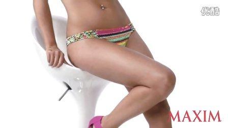 Maxim2014年可爱来袭半决赛:Melinda