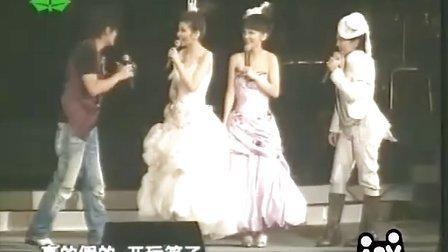 SHE香港演唱會周董做嘉宾