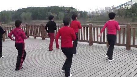 华夏公园练舞11