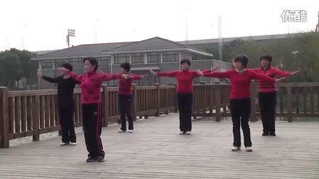 华夏公园练舞02