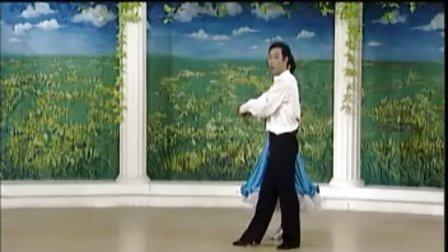 杨艺教你跳探戈12世纪舞步  孔雀桥