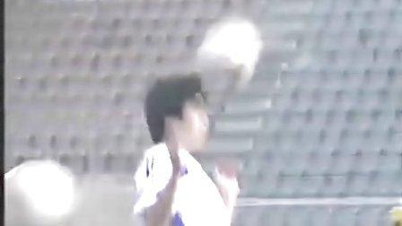 足球技术19射门