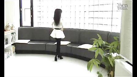 日本可爱美少女自拍热舞 少女时代-The boys 高清