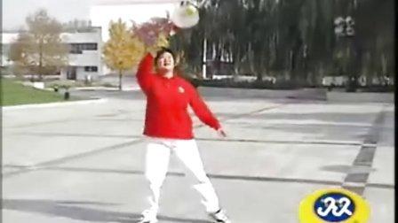 太极柔力球第1-2套10