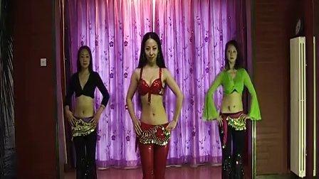 索菲娅肚皮舞初级培训教程(6)