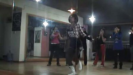 蒂恩(DN )爵士舞—《爵士舞入门》视频12