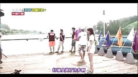 EXO 经典 RunningMan 突袭 exo 综艺中文字幕