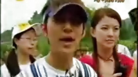 快乐大本营5周年B 李湘、何炅